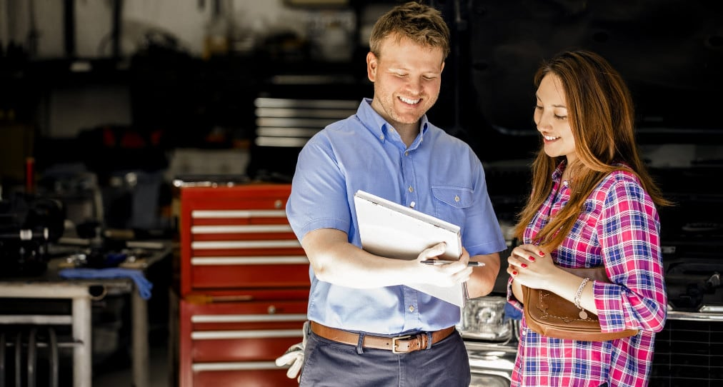 Approved Repairers